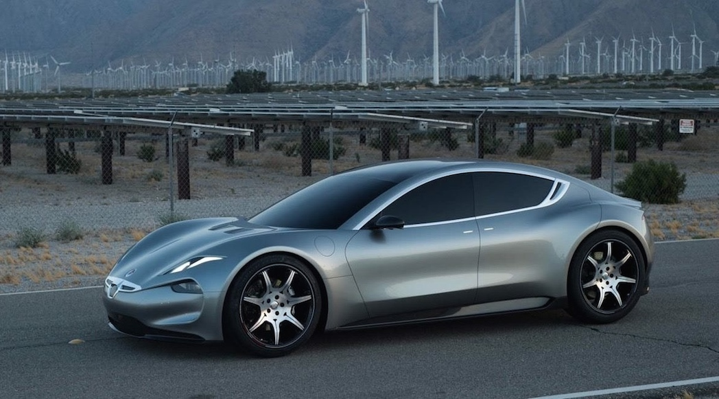 Fisker Inc. EMotion 2019