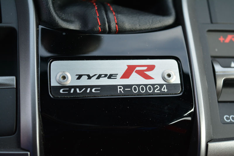 2017 Honda Civic Type R71