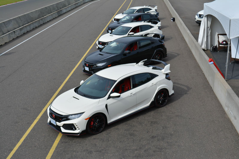 2017 Honda Civic Type R75
