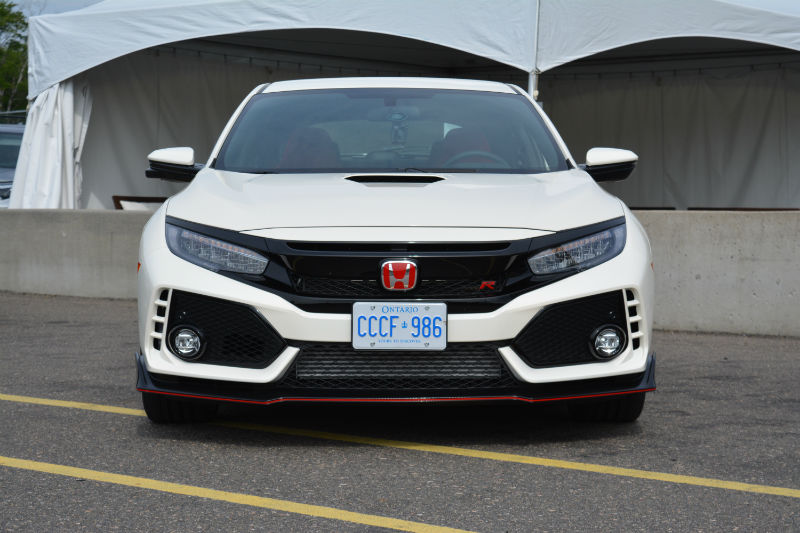 2017 Honda Civic Type R76