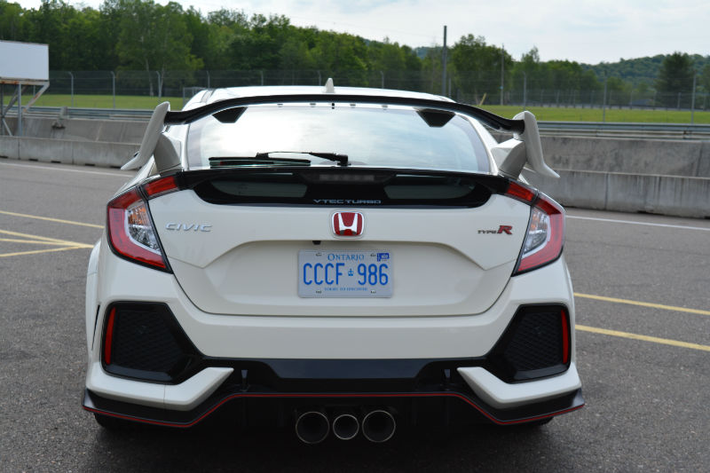 2017 Honda Civic Type R80