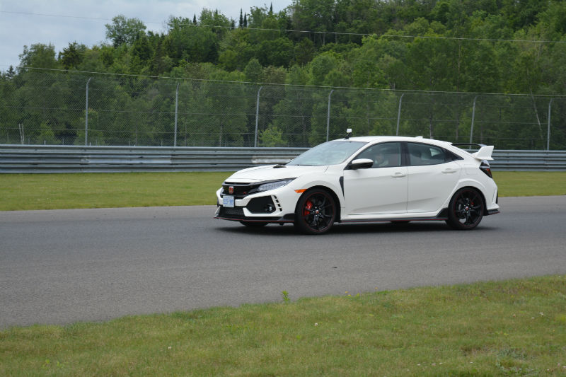 2017 Honda Civic Type R87