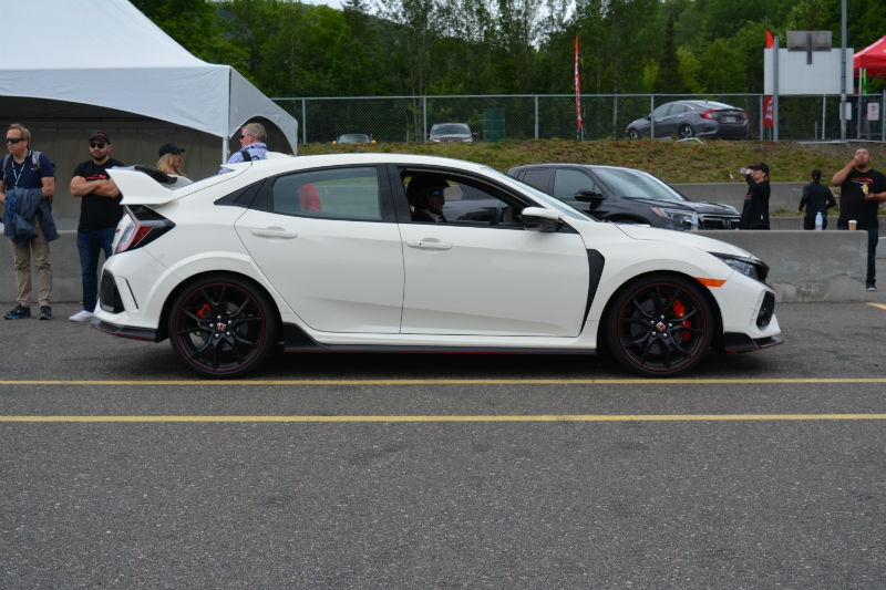 2017 Honda Civic Type R91