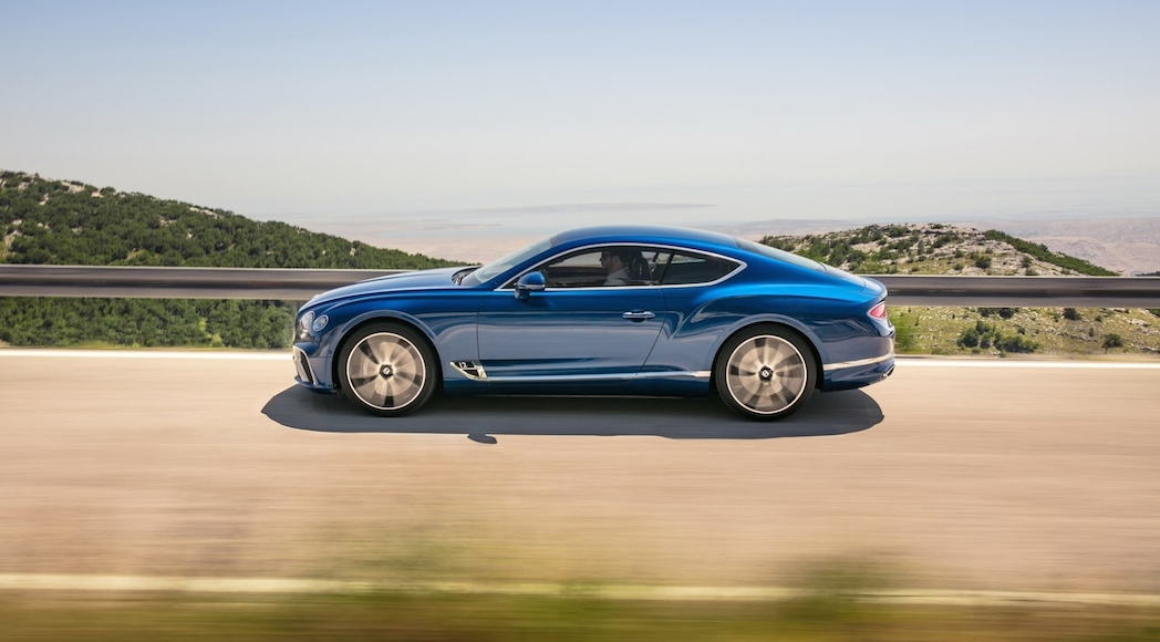 Bentley Continental GT 2018-10