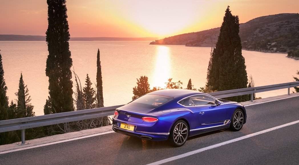 Bentley Continental GT 2018-12