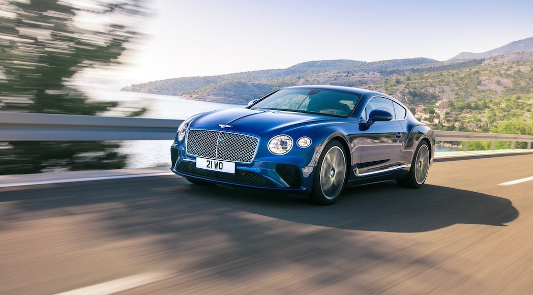 Bentley Continental GT 2018-2