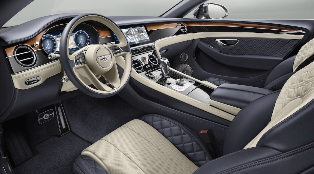 actualit auto bentley continental gt 2018 la voil luxury car magazine. Black Bedroom Furniture Sets. Home Design Ideas