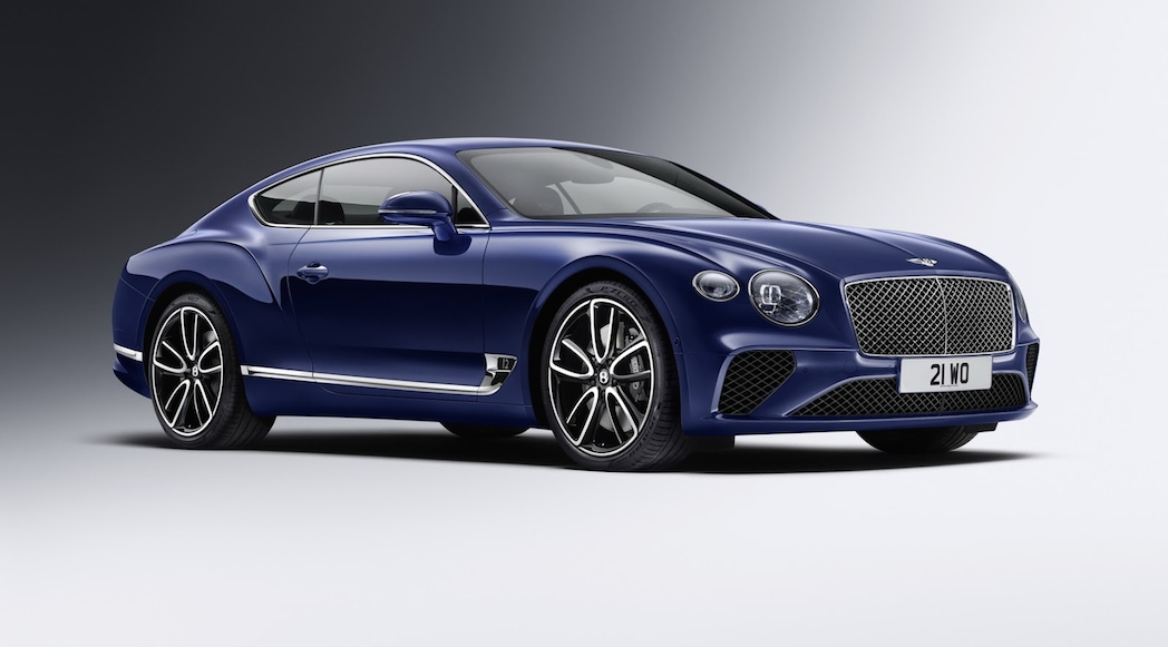 Bentley Continental GT 2018-32