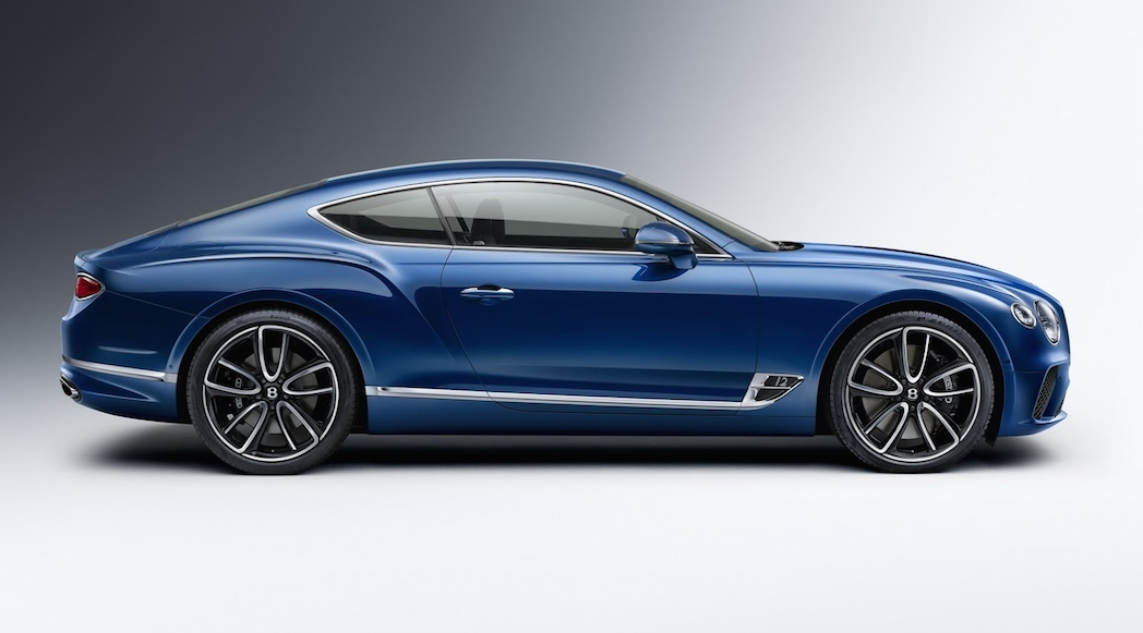 Bentley Continental GT 2018-33