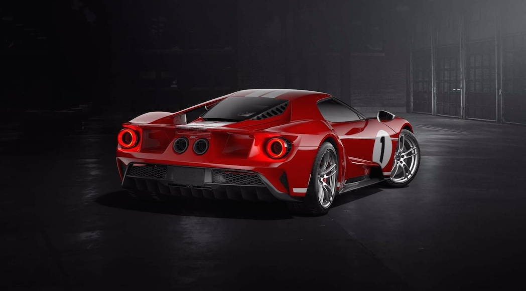 Ford GT 67 Heritage Edition 2018-3