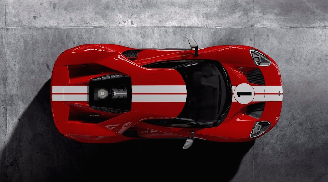 Ford GT 67 Heritage Edition 2018-4
