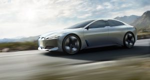 FRANCFORT : BMW i Vision Dynamic : i5 anticipée