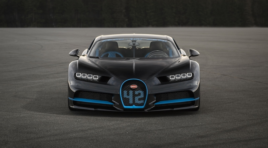 Bugatti Chiron 42 Seconds 2017-1