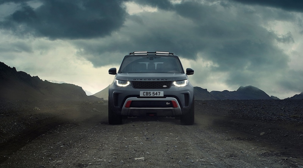 Land Rover Discovery SVX 2018-1