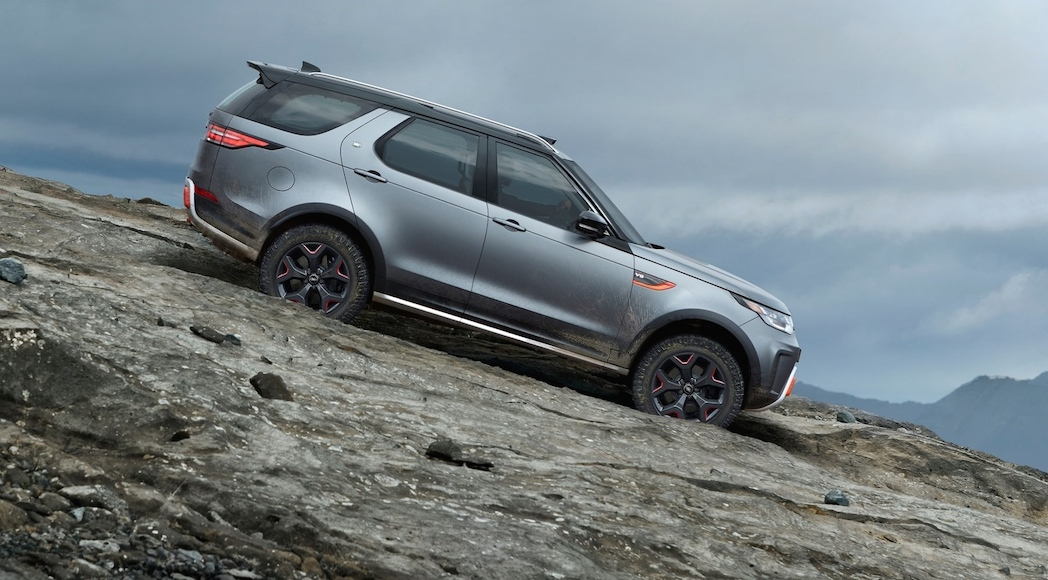 Land Rover Discovery SVX 2018-5