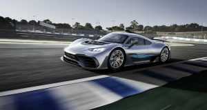 FRANCFORT : Mercedes-AMG Project ONE Concept: F1 de route
