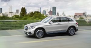 FRANCFORT : le Mercedes-Benz GLC F-Cell passage à l'hydrogène