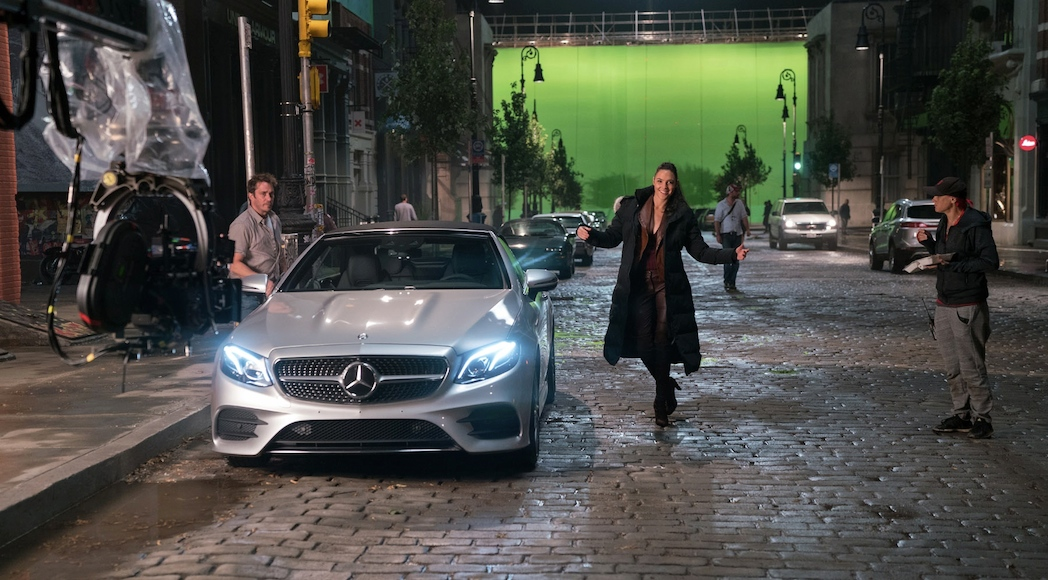 League Justice/Mercedes-Benz