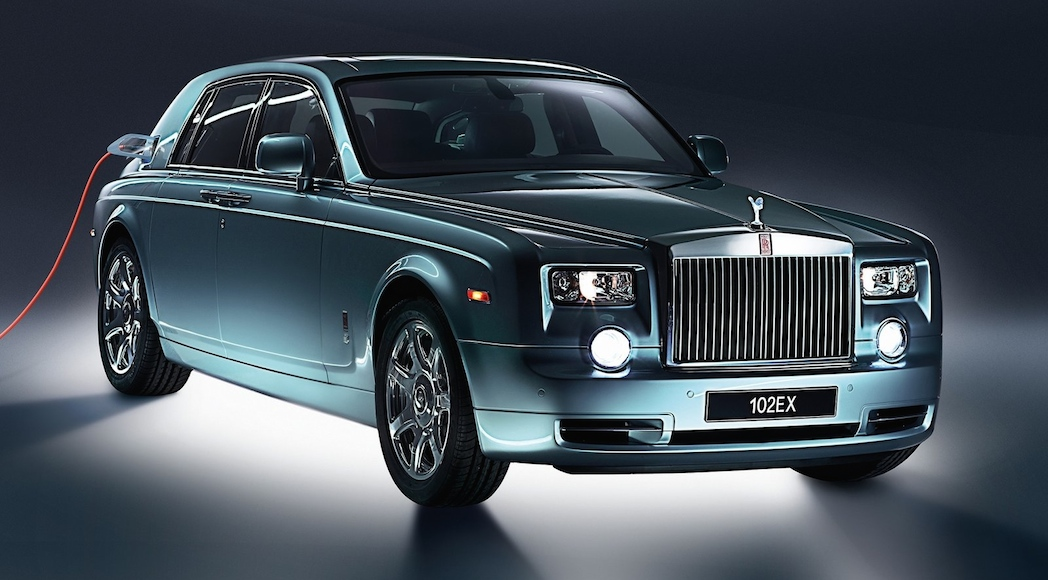 X-Rolls-Royce 102EX Electric Concept 2011-1