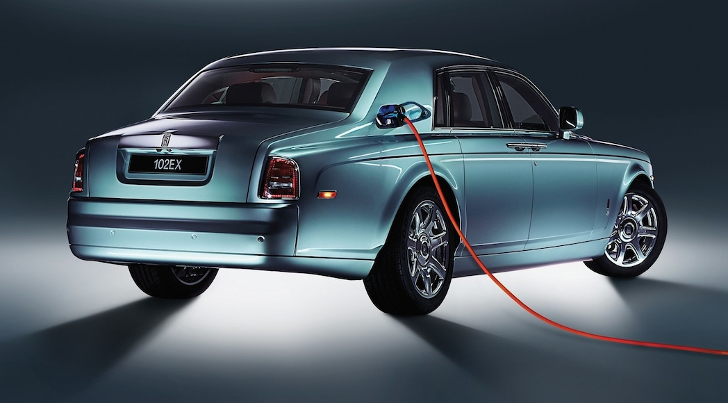 X-Rolls-Royce 102EX Electric Concept 2011-3