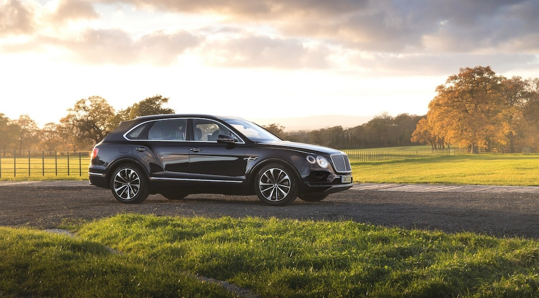 Bentley Bentayga Field Sports by Mulliner 2018-1