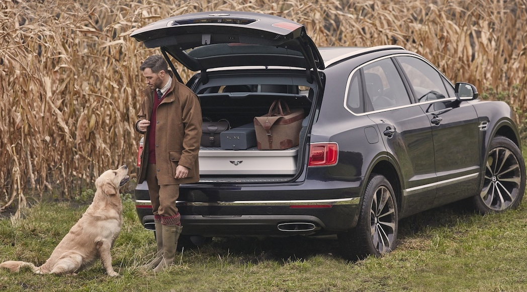 Bentley Bentayga Field Sports by Mulliner 2018-4