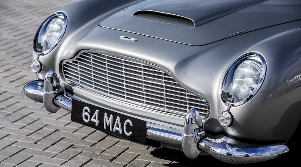 Paul McCartney Aston Martin DB5 1964-6