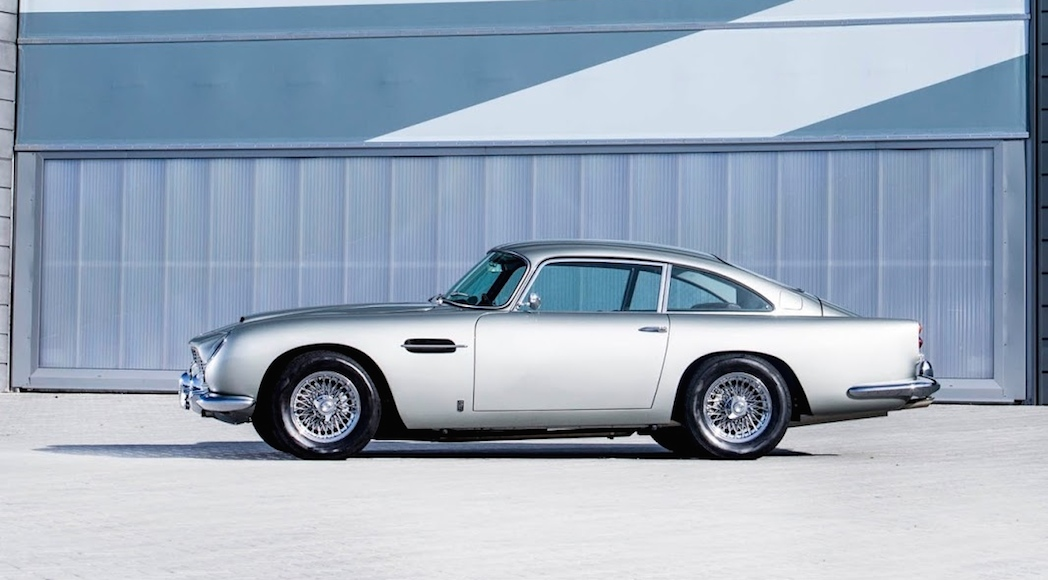 Paul McCartney Aston Martin DB5 1964-8