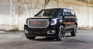 ACTUALITÉ AUTO : GMC Yukon Denali Ultimate Black 2018 : plus bling-bling