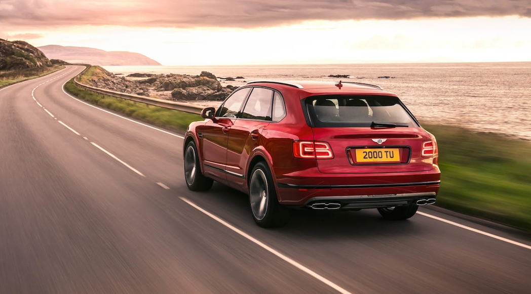 Bentley Bentayga V8 2019-7
