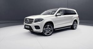 DETROIT : Mercedes-Benz GLS Grand Edition 2018, dernier grand coup