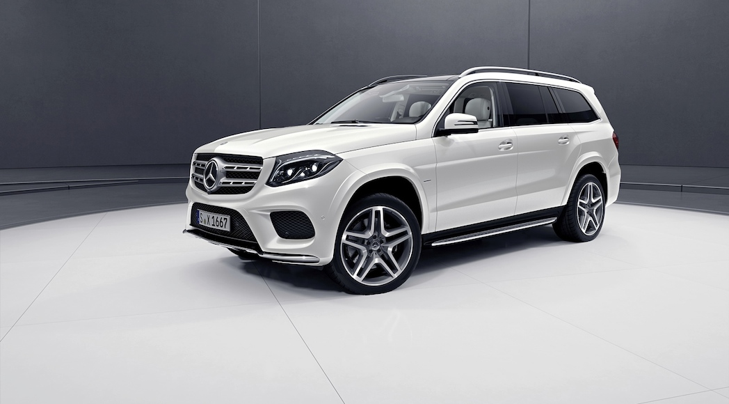 Mercedes-Benz GLS Grand Edition 2018-1
