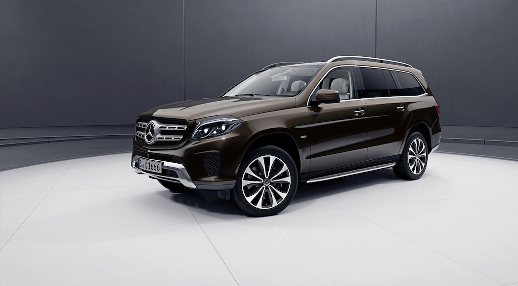 Mercedes-Benz GLS Grand Edition 2018-3