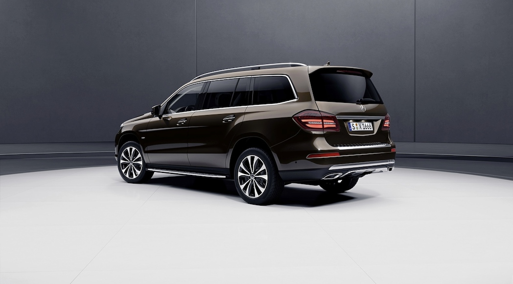 Mercedes-Benz GLS Grand Edition 2018-6