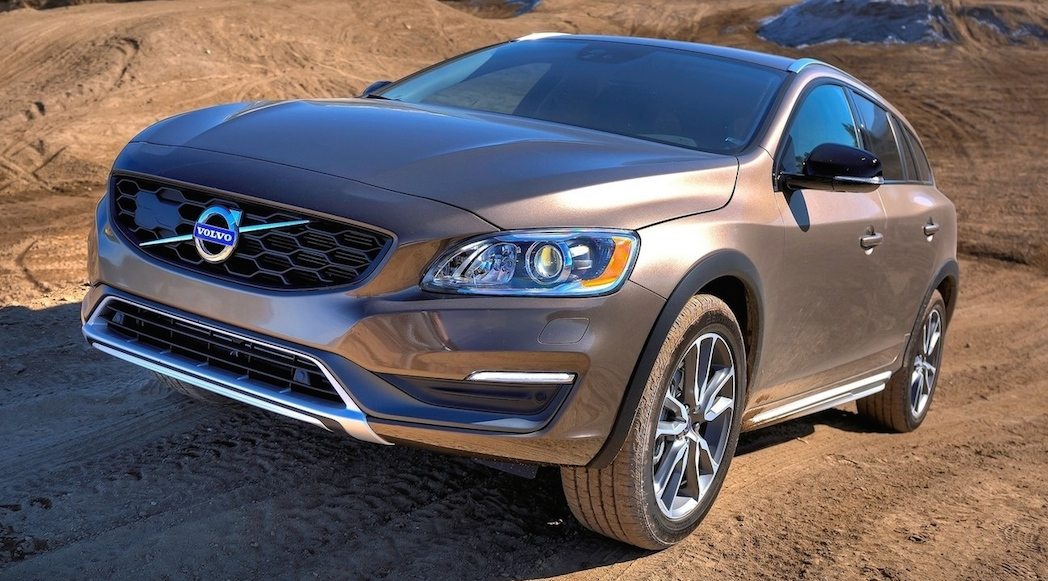Volvo V60 CrossCountry 2016-1