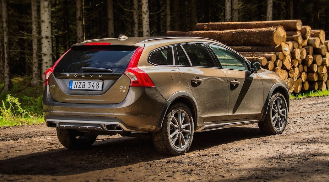 Volvo S60 CrossCountry 2016