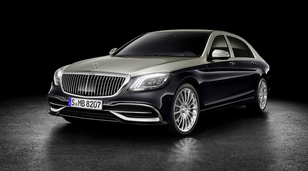 2019 Mercedes-Maybach Sedan