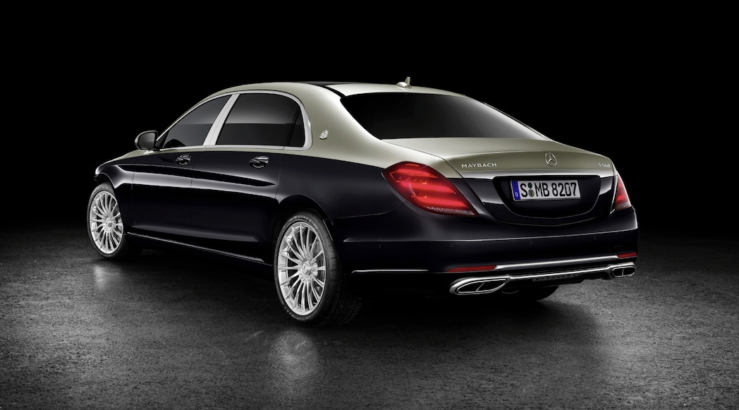 Mercedes-Maybach S560 2019