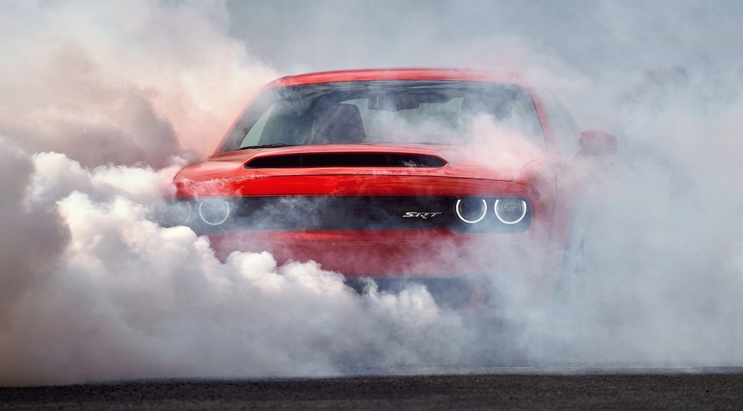 Dodge Challenger SRT Demon 2018-2