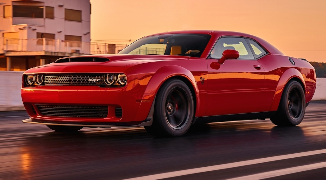 Dodge Challenger SRT Demon 2018-3