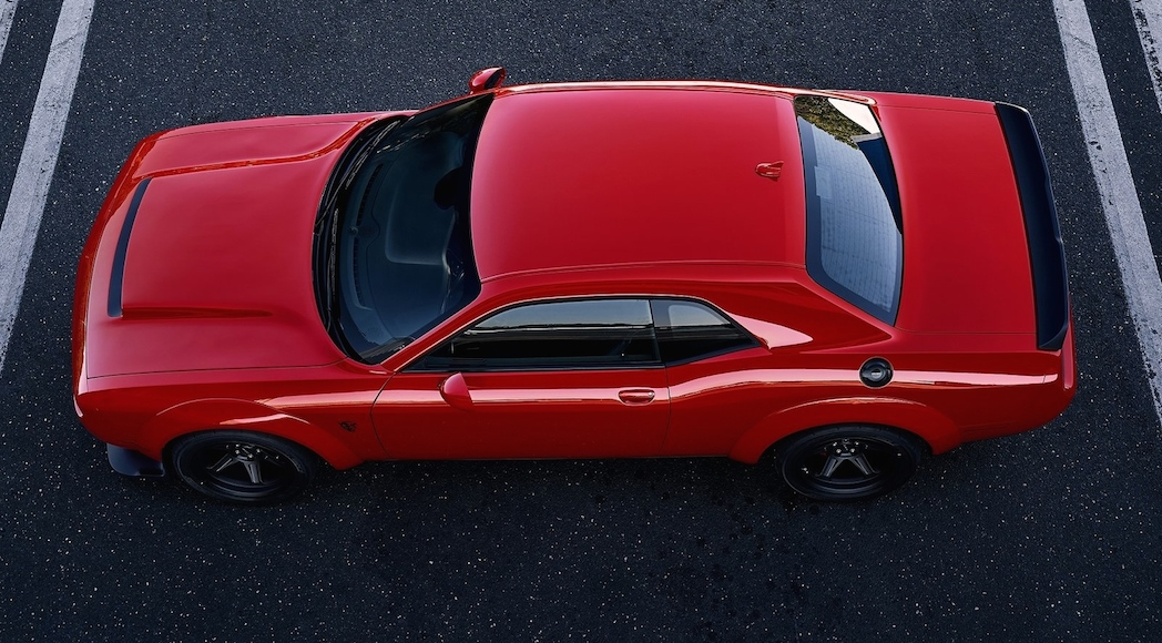 Dodge Challenger SRT Demon 2018-7