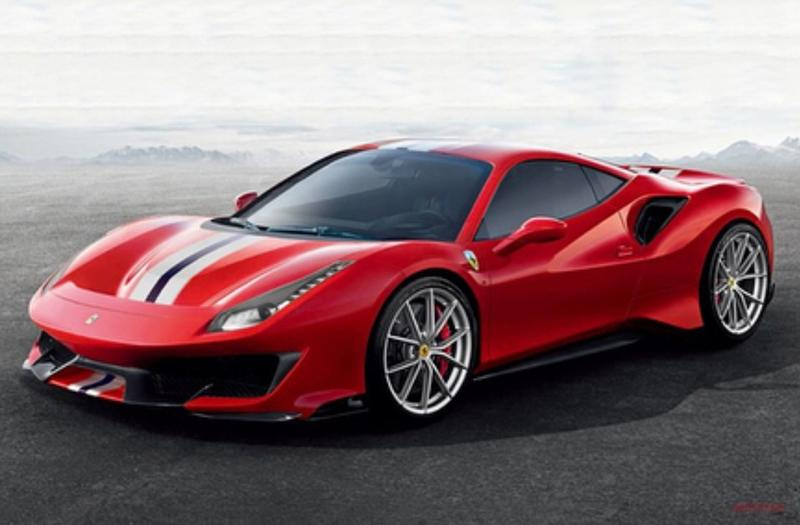 est ce la nouvelle ferrari 488 pista luxury car magazine. Black Bedroom Furniture Sets. Home Design Ideas