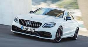 Mercedes-AMG C63S 2019 : première new-yorkaise