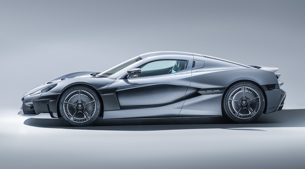 Rimac C_Two 2019-2
