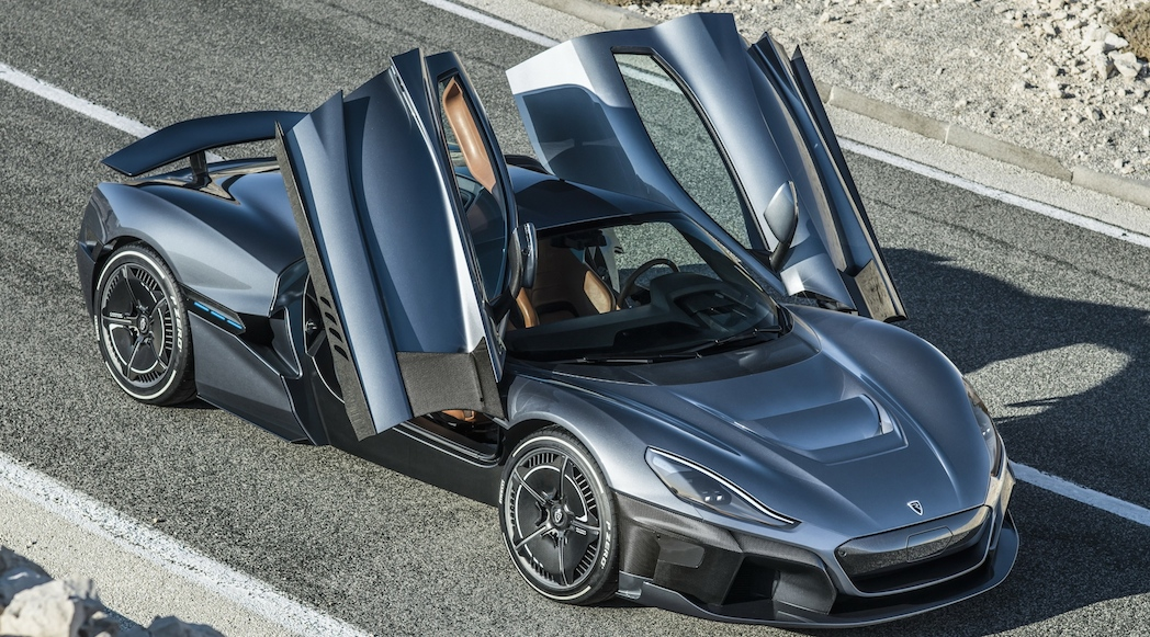 Rimac C_Two 2019-21