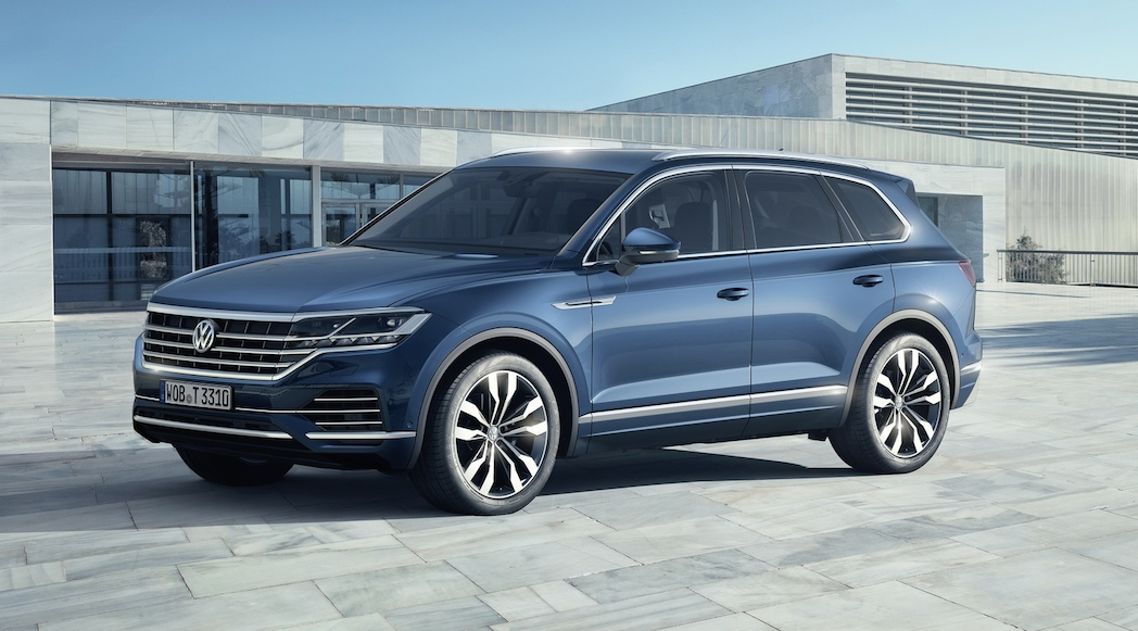 actualit auto volkswagen touareg 2019 plus techno que jamais luxury car magazine. Black Bedroom Furniture Sets. Home Design Ideas