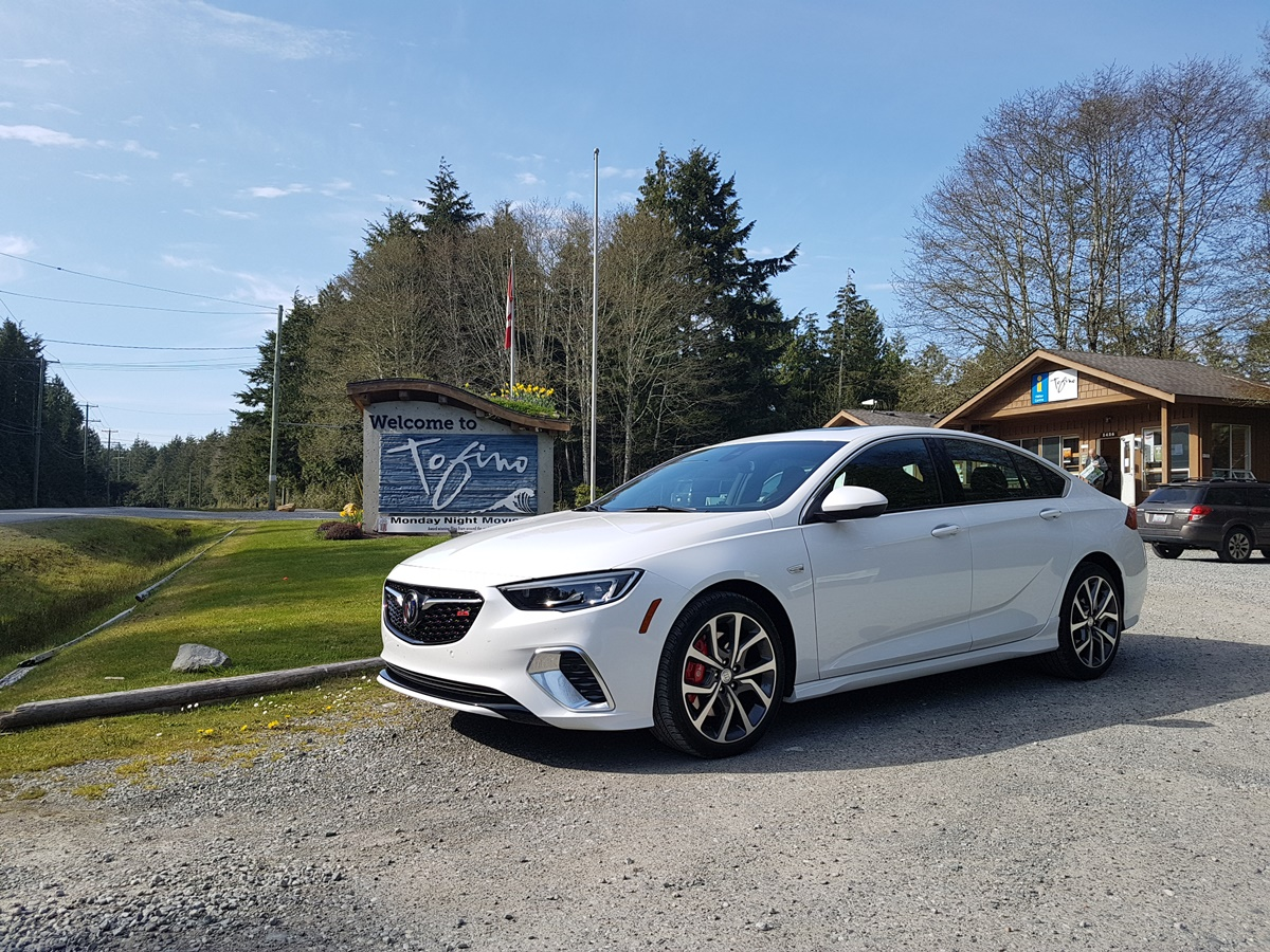 Buick REGAL 2018 (22)