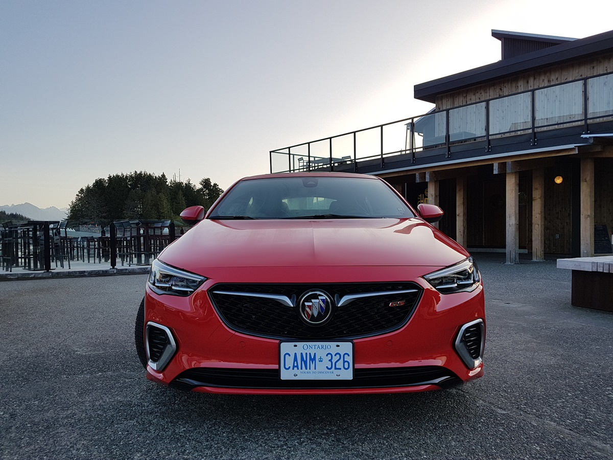 Buick REGAL 2018 (27)