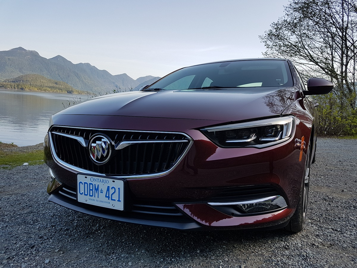 Buick REGAL 2018 (44)
