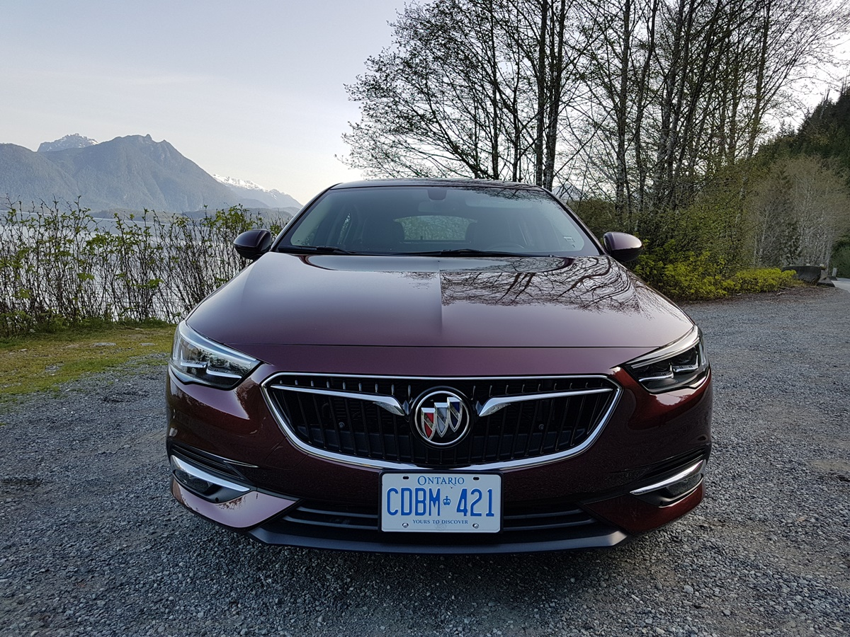 Buick REGAL 2018 (45)
